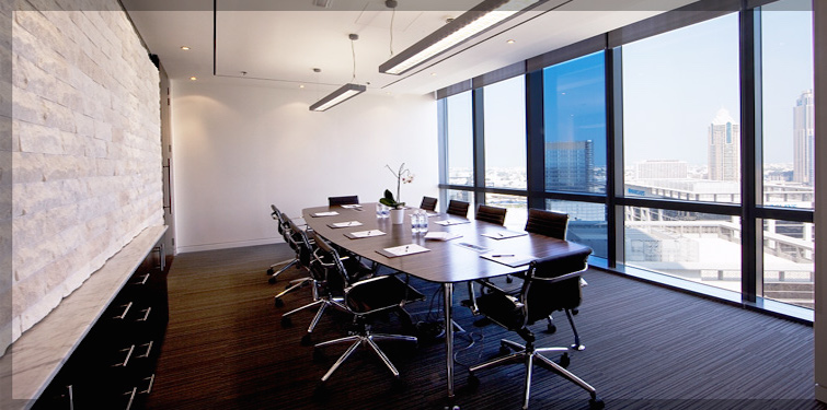 Meeting Room Access in Downtown Dubai, Dubai Marina, and Business Bay
