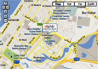 Google Route Map