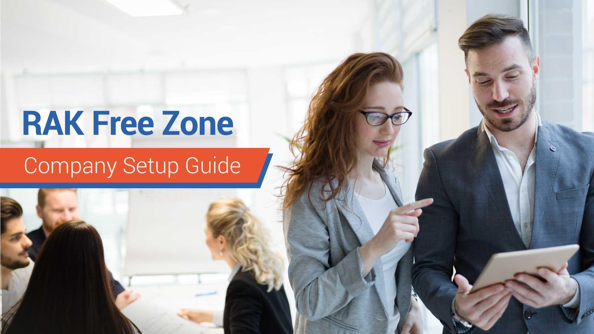 RAK Free Zone Company Setup Guide - Official CREATIVE ZONE Website