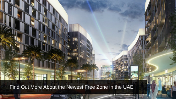 Shams, the Newest UAE Free Zone - Official CREATIVE ZONE Website